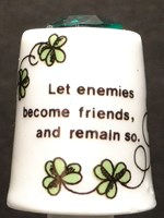 let enemies