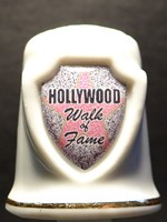 Hollywood - wale of fame
